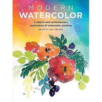 Modern Watercolor - A playful and contemporary exploration of watercol