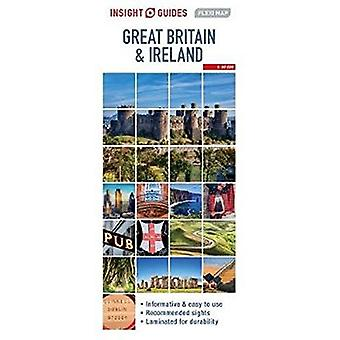 Insight Flexi Map Great Britain & Ireland by Insight Guides - 9781786