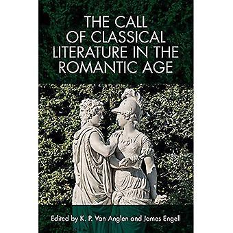 La llamada de la literatura clásica en la era romántica