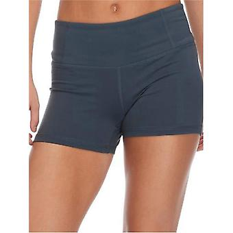 Body Glove Charcoal Get Shorty Womens Sport Shorts