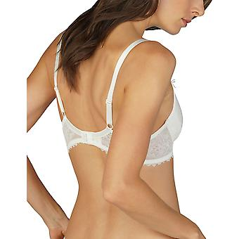Mey Women 74049-5 Women's Fabulous Champagne Off-White Lace Underwired T-Shirt Spacer Bra