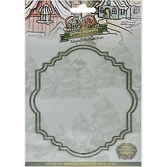 Find It Trading Yvonne Creations Magnificent Christmas Die-Frame (en anglais seulement)