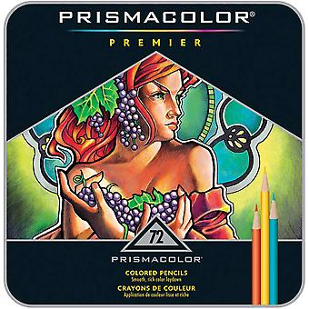 Crayon de couleur Prismacolor Premier Set Tin 72