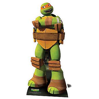 Michelangelo Teenage Mutant Ninja Turtles Mini Karton Ausschnitt / f / Standup - Nickelodeon-Serie