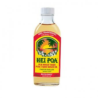 Hei Poa Monoi Oil Vanilla 100 ml