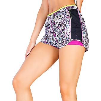 Elle Sport Short Women White