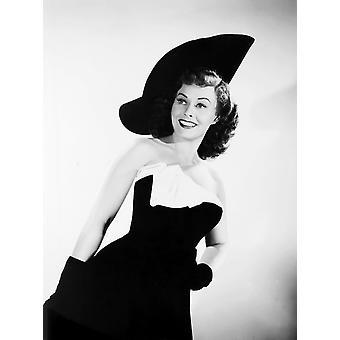 Anna Lucasta Paulette Goddard 1949 Photo Print