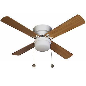 Ceiling Fan Nordic White 107 cm / 42
