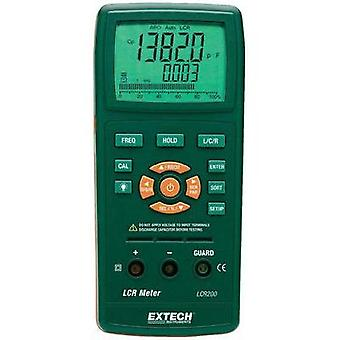 Component tester digital Extech LCR200 CAT I Display (counts): 20000