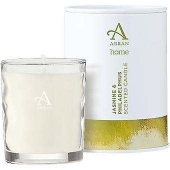 Arran Sense of Scotland Jasmine & Philadelphus Travel Candle