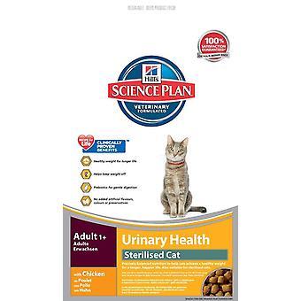 Hill's Science Plan Feline Adult urin pleje steriliseret kat 3kg