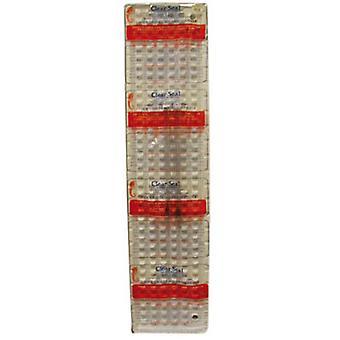 Fjern forseglingen Standard Under grus filtrere 28x119cm (11 x 47