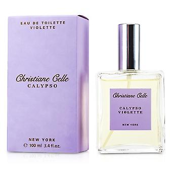 Christiane Celle Calypso Calypso Violette Eau De Parfum Spray 100ml / 3.4 oz