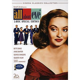 All About Eve (1950) [DVD] USA import