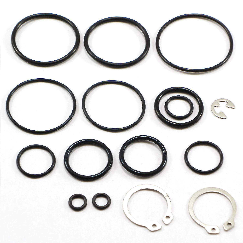 SK1250-1 Dichtungssatz für Sirrus, Bristan und Gummers 1250 Serie thermostatische Patronen verwendet in Mini Dual Ventile