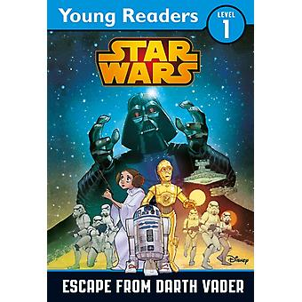 Star Wars: Escape From Darth Vader: A Star Wars Saga Reader (Star Wars Young Readers) (Paperback)