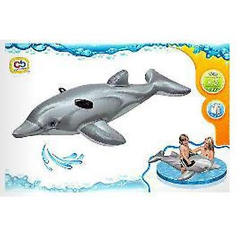 Colorbaby Inflatable Delfin (Garden , Games , Inflatables)