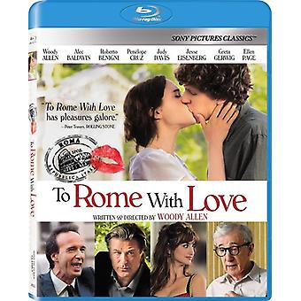 To Rome with Love [BLU-RAY] USA import