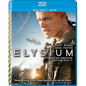 Elysium [BLU-RAY] USA import