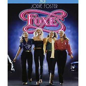 Foxes [BLU-RAY] USA import