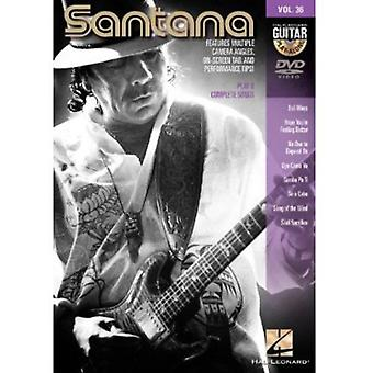 Vol. 36-Santana [DVD] USA import