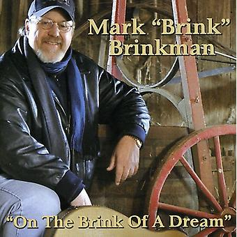 Mark Brink Brinkman - On the Brink of a Dream [CD] USA import