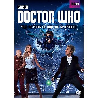 Doctor Who: The Return van dokter Mysterio [DVD] USA import