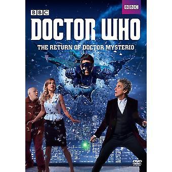 Doctor Who: The Return av läkare Mysterio [DVD] USA import