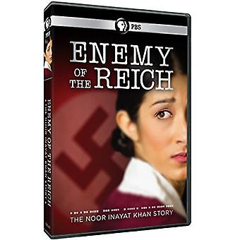 Enemy of the Reich: The Noor Inayat Khan Story [DVD] USA import
