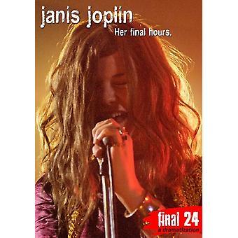 Janis Joplin - endelige 24: Herfinal timer [DVD] USA import