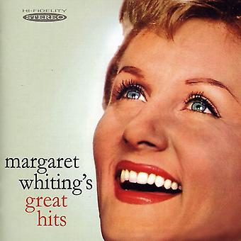 Margaret Whiting - Margaret Whiting's Great Hit [CD] USA import