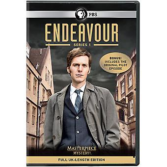 Endeavour - Endeavour: Series 1 [DVD] USA import