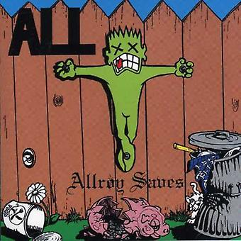 Alle - Allroy sparer [CD] USA import