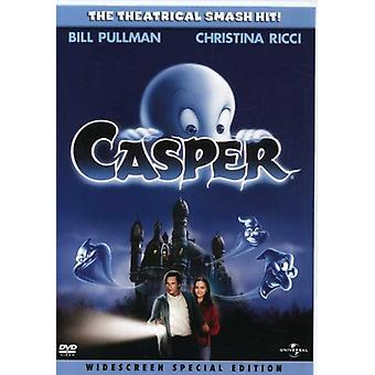 Casper [DVD] USA import