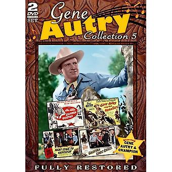 Gene Autry Movie Collection 5 [DVD] USA import