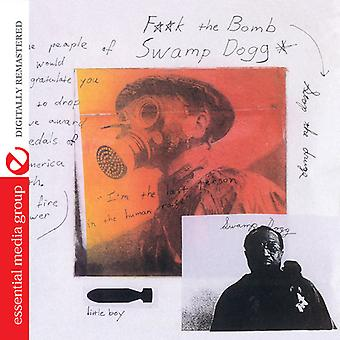 Swamp Dogg - Best of 25 Years of Swamp Dog: Or F**K Bomb Stop [CD] USA import