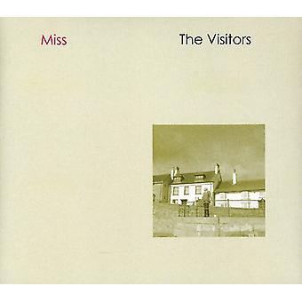 Vistors - Miss [CD] USA import