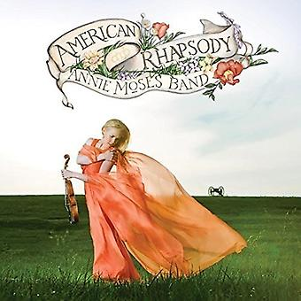 Annie Moses - American Rhapsody [CD] USA import