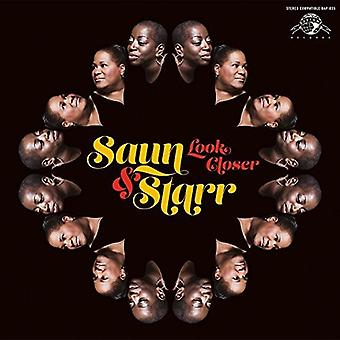 Saun & Starr - kig nærmere [CD] USA import