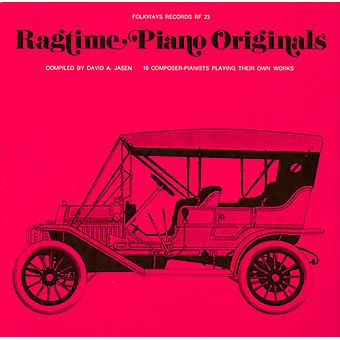 Ragtime Piano Originals: 16 Composer-Pianists Play - Ragtime Piano Originals: 16 Composer-Pianists Play [CD] USA import