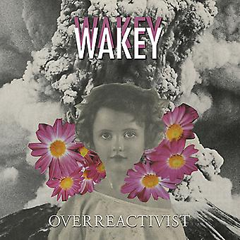 Wakey Wakey - Overreactivist [CD] USA importerer