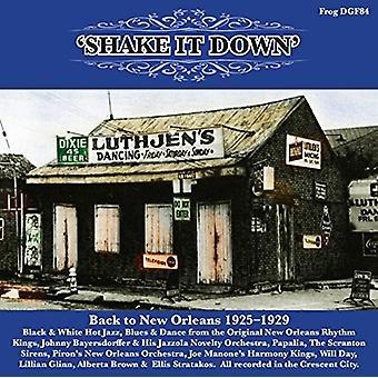 Forskellige kunstner - Shake It Down [CD] USA importerer