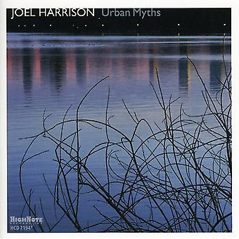 Joel Harrison - Urban Myths [CD] USA import