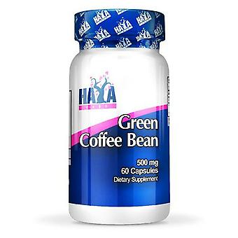 Haya Labs Green Coffee Bean Extract 500mg 60 Capsules (Desporto , Termogênicos)