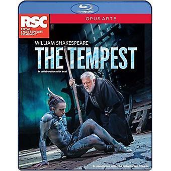 Tempest [Blu-ray] USA import