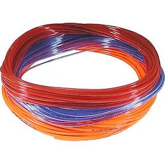 SMC Red 20m Long Coil Tubing Without Connector PUR 0.8 MPa, -20 to +60�C