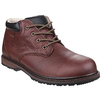 Cotswold Mens Bredon Lace Up Leather Hiking Boots