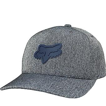 Fox Heads Up 110 Snapback Cap - Heather Midnight