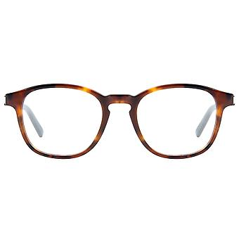 MONTBLANC ladies eyeglass frame Havana Brown
