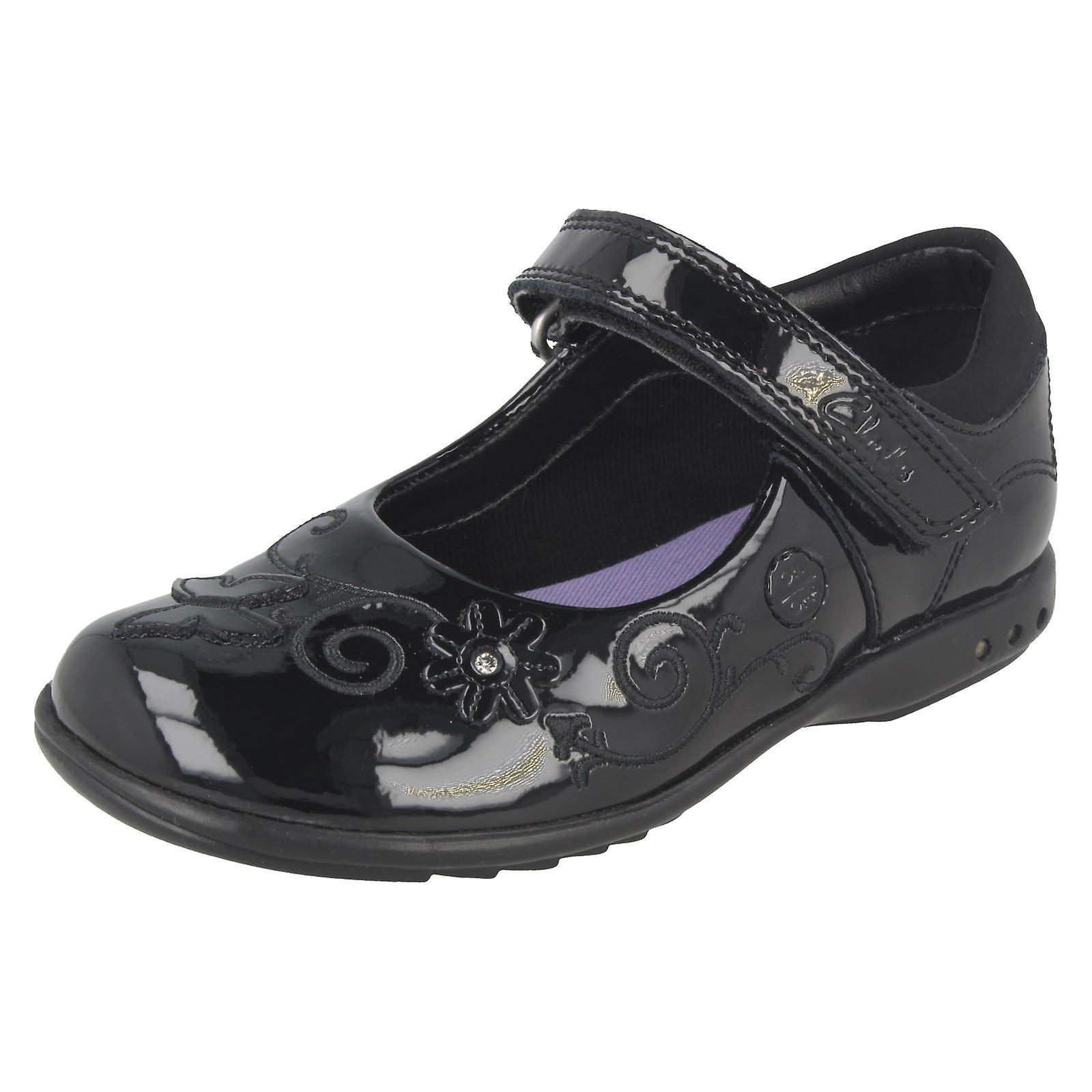 Mädchenschule Clarks Schuhe Liebe Breena